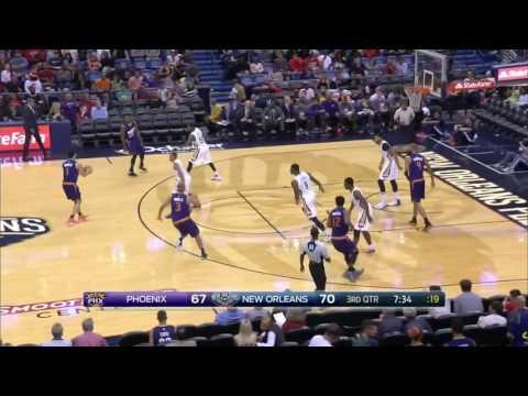 Phoenix Suns vs New Orleans Pelicans | Full Match Highlights | 4 Nov, 2016 | NBA 16/17 Season
