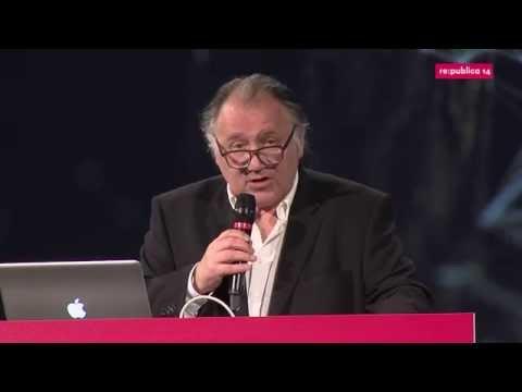 re:publica 2014 - Peter Weibel: Infosphäre und Exo-Evol... on YouTube