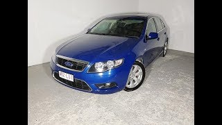 Automatic Ford Falcon FG G6 Sedan 2008 Review For Sale