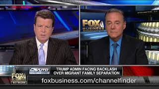 Dan Stein Discusses the Migrant Family Policy with FOX Business News