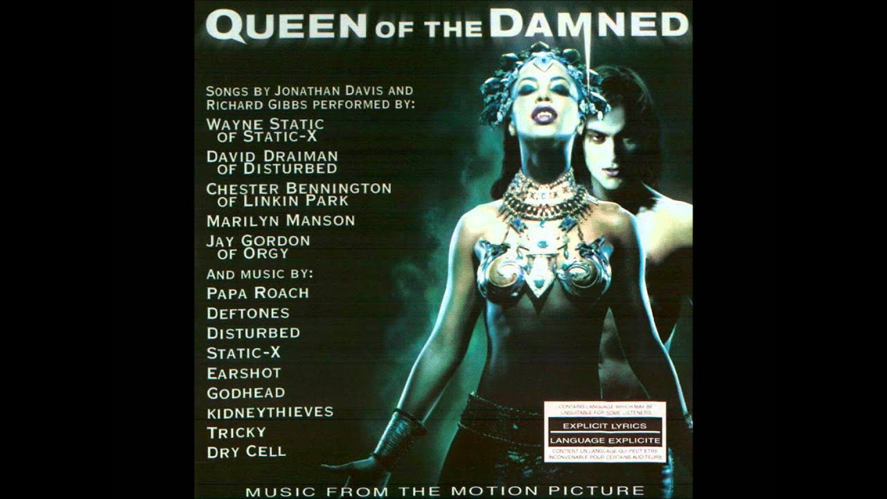 Queen Of The Damned Stream