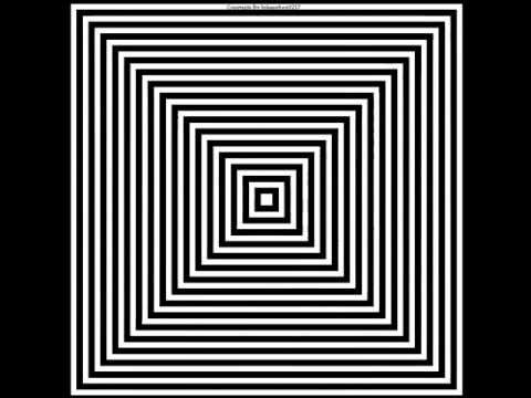 Optical Illusions Square Amazing Optical...