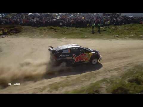 WRC - Rally de Portugal 2018 / M-Sport Ford WRT: Aerial Special
