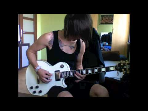 Blessthefall - Bottomfeeder cover (WITH TABS)