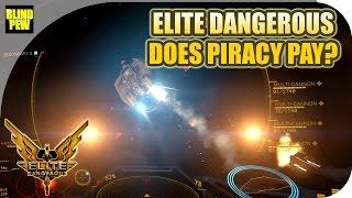 Elite Dangerous - Does Piracy Pay?