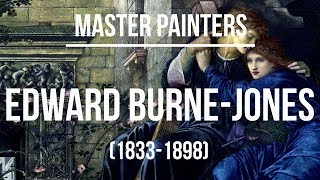 Edward Burne-Jones (1833-1898) A collection of paintings 4K Ultra HD