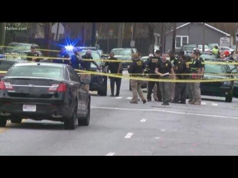 Atlanta police chief steps down after Black man 'fleeing' police shot ...