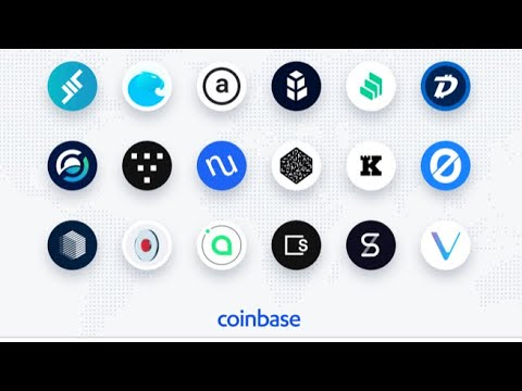What other cryptocurrencies will coinbase add