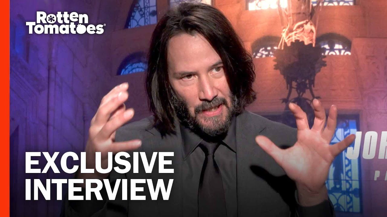Rotten Tomatoes - Interview with JW3 Cast - Mr-Reeves