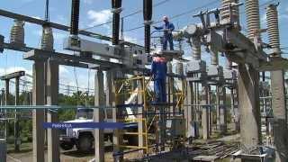«Днестрэнерго» проводит масштабный ремонт высоковольтного оборудования(График приднестровских энергетиков стал еще более напряженным. К обычным функциям работников «Днестрэнер..., 2015-07-17T19:12:41.000Z)