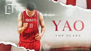 Rockets Cuts | Ep. 17 | Yao Top Plays | Houston Rockets