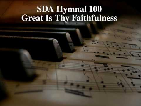 Great Is Thy Faithfulness chords by SDA Hymns - Worship Chords