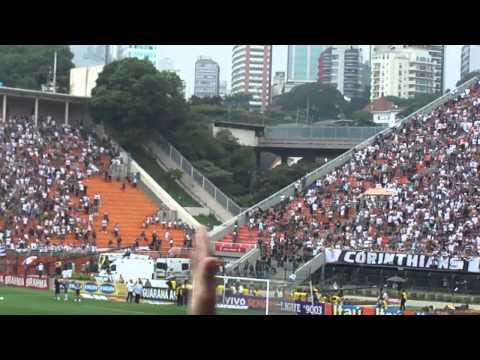Aquecimento Julio Cesar Corinthians campeão brasileiro 2011