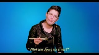 "Yiddish Jokes With Leana: ""You're Smarter Already!"""