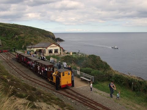 Groudle Glen Railway (July 2016)