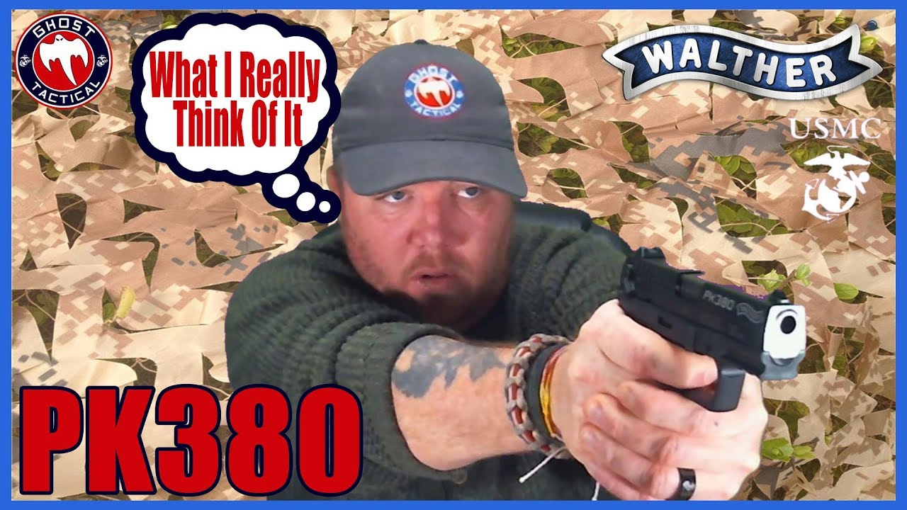 Walther PK380 Initial Thoughts and Review