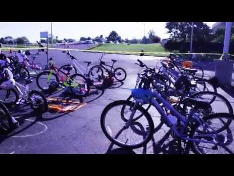 2015 YMCA Healthy Kids Triathlon sponsored by Agenter Orthodontics