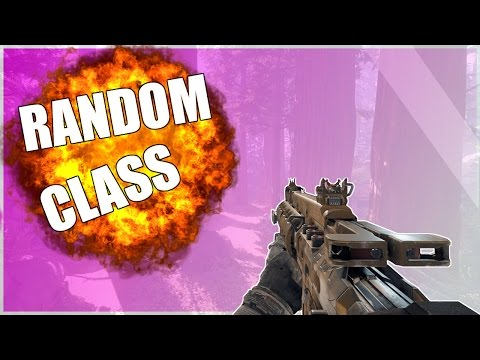 Black Ops 3 Random Class (HVK-30) + Bonus Game, Supply Drop Opening and RAGE