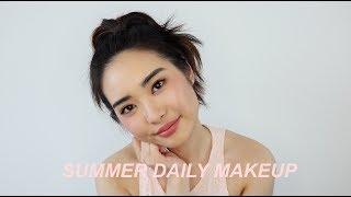 Summer Daily Makeup