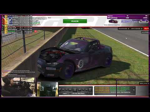 Retribution Will Be Served - The Salty Driver, PT 1 - iRacing