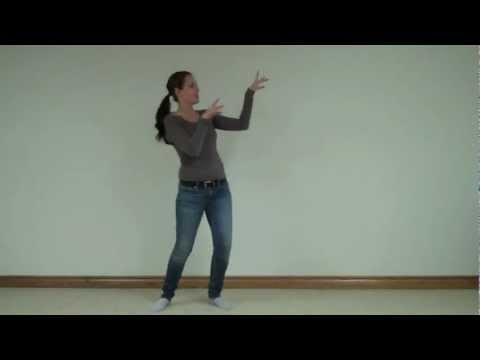 Michael Jackson 'Thriller' Dance Tutorial PART 1