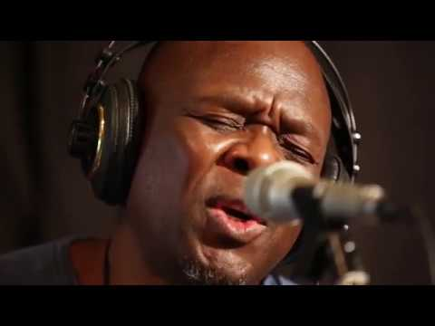 """Samite on Where We Live performing """"Resilience"""""""