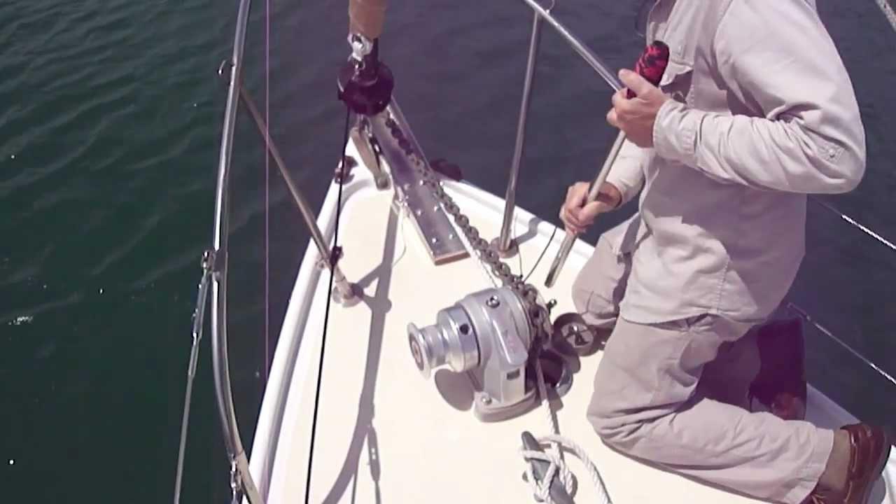 lofrans manual windlass demonstration youtube rh youtube com Lofrans 1000 Windlass Control Box Anchorman Manual Windlass