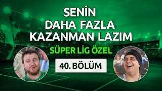 Özledik Seni Süper Lig - Ozan Kabak - 18. Hafta Tahminleri | Ali Ece & Uğur Karakullukçu