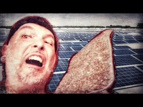 BEST Way to CLEAN your Solar Panels! || #RVLife