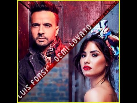 Luis Fonsi, Demi Lovato - Échame La Culpa (Spanish + English Lyrics)