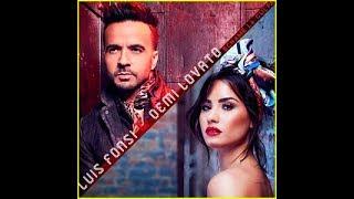 Luis Fonsi Demi Lovato Échame La Culpa Spanish English Lyrics
