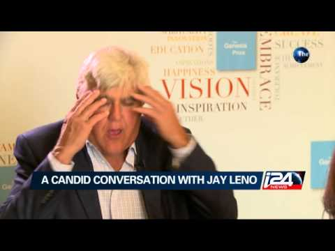 SPECIAL INTERVIEW WITH LEGENDARY JAY LENO