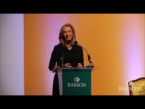 Opening Babson Connect: Worldwide 2017 Welcome Remarks