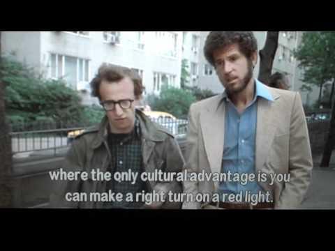 Los Angeles according to Woody Allen