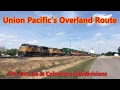 Union Pacific's Overland Route: the Omaha & Columbus Subdivisions