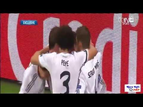 TV HANA: FC Bayern München vs Real Madrid 0 4
