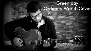 GREEN DAY | ORDINARY WORLD COVER | LYRIC VIDEO