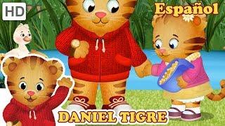 Daniel Tigre en Español - Temporada 2 (Parte 6/7) Mejores Momentos | Videos para Niños