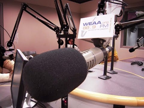 The Audio Infusion at WEAA FM!!! With DJ Thommy Davis.