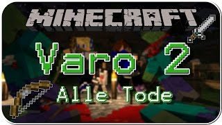 Minecraft VARO 2 - ALLE TODE + GEWINNER ► All about Minecraft #4