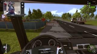 Construction Simulator 2015 - Livestream /w Friends - Part 2