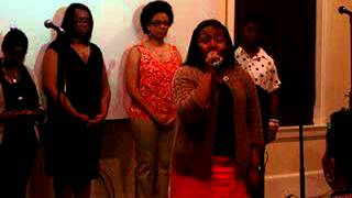 Give Me Jesus (Solo)- Vision Acapella Gospel Group