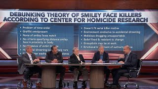 How Former Detectives Investigating 'Smiley Face' Murders Respond To Those Who Debunk Their Theor…