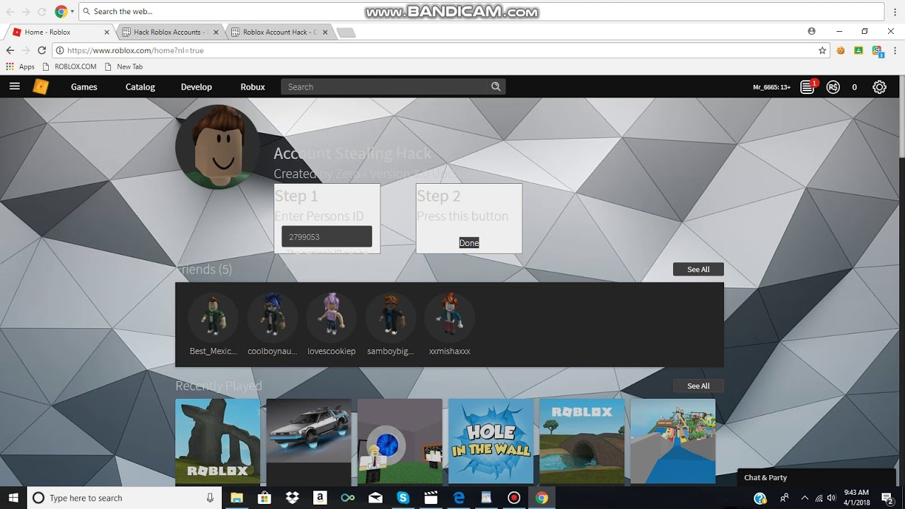 premium softwares com roblox hack
