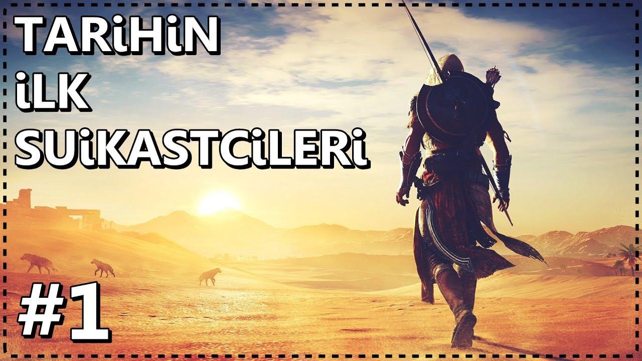 SUİKASTÇİDEN KAÇMAK !!   Origins Komik Anlar Türkçe Montaj
