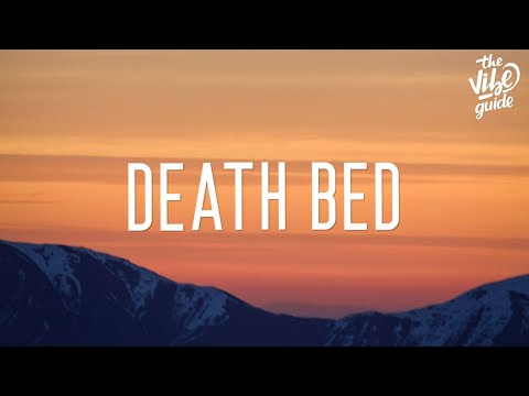 """Powfu   Death Bed  """"don't Stay Awake For Too Long"""""""