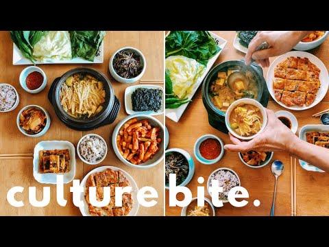 Culture Bite • VEGAN KOREAN FOOD • Part 1