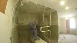PeriferiyaPRO: Капитальный ремонт 3-ёх комнатной квартиры  в Стрежевом