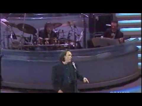 Riccardo Fogli   In una notte così   Sanremo 1992