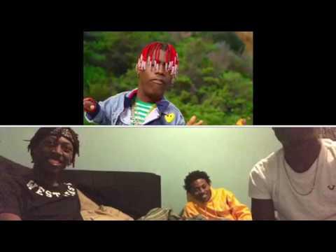(Reaction videos) I Spy Kyle ft lil yatchy